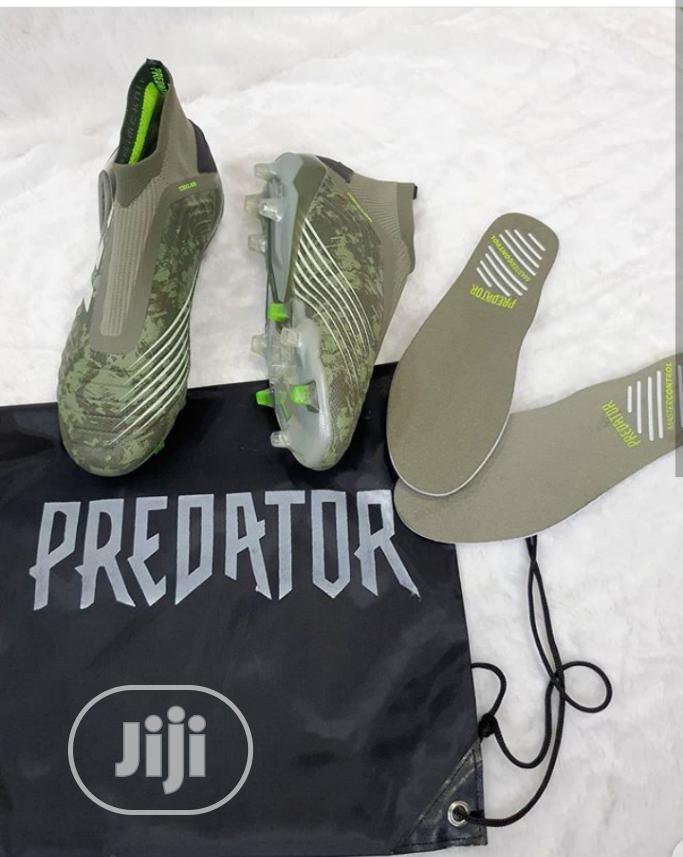 High Quality Adidas Predictor 19+ Fg Boot