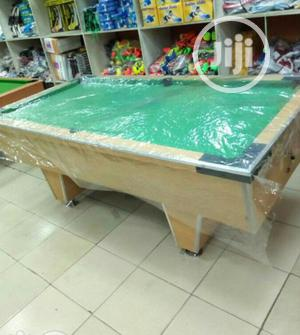 Green Local Snooker Table | Sports Equipment for sale in Rivers State, Port-Harcourt