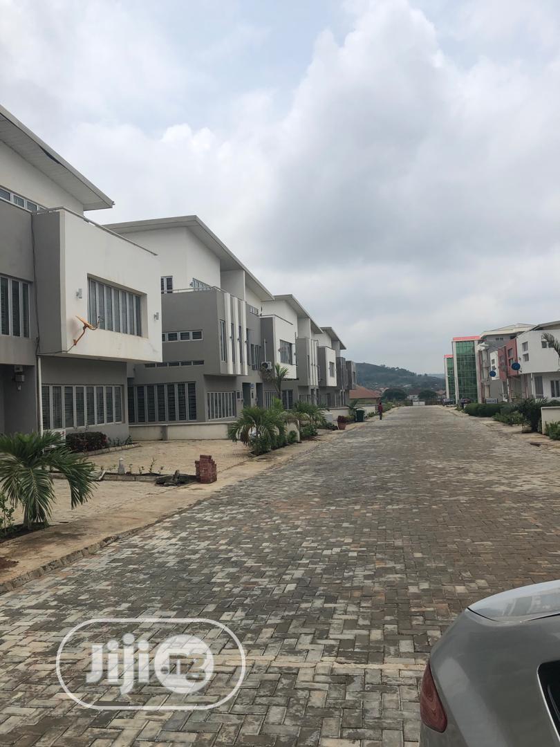 3 Bedrooms Terrace Duplex In Abuja(Deposit)
