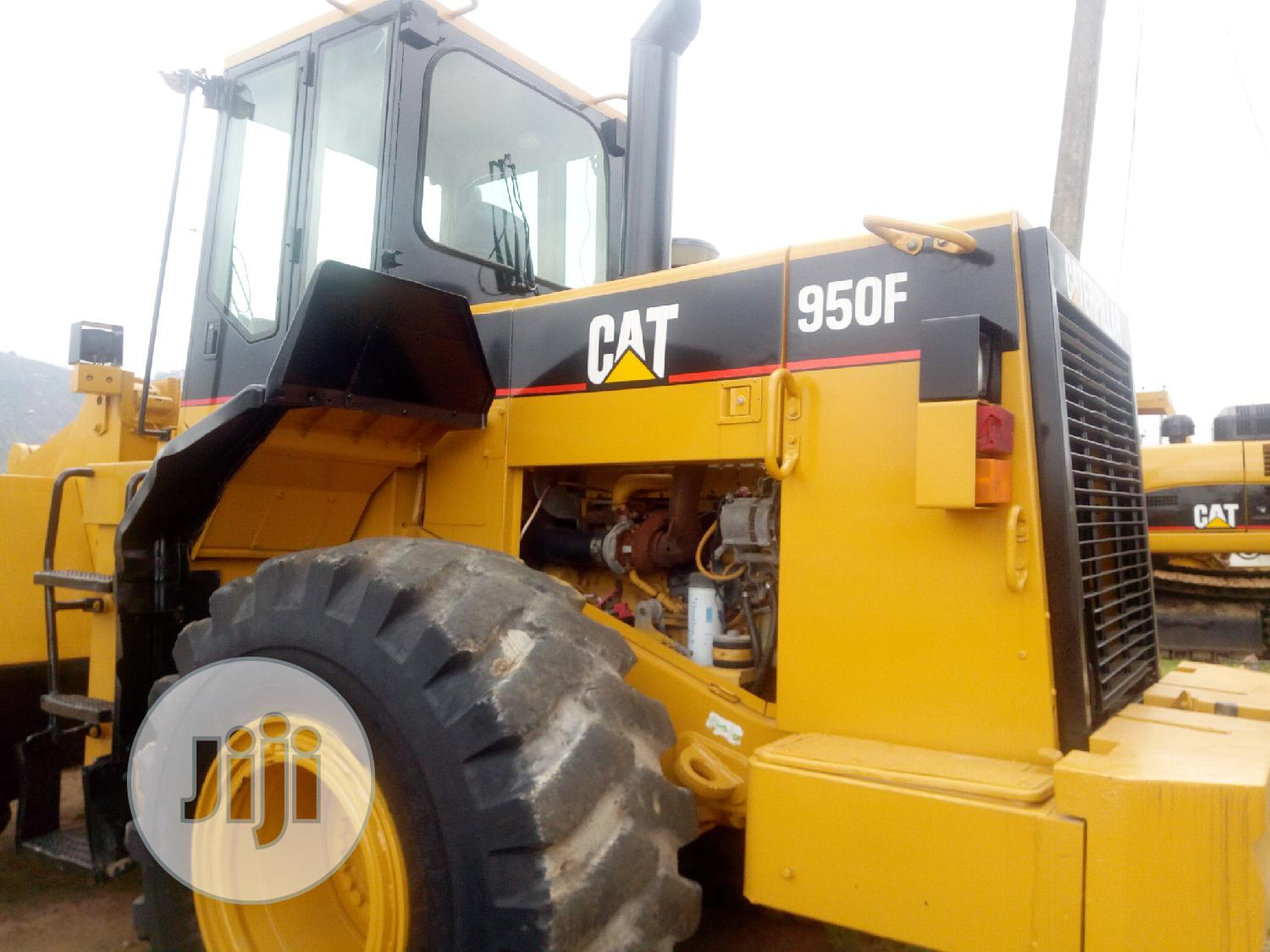 CAT 950F Payloader For Sale | Heavy Equipment for sale in Dutse-Alhaji, Abuja (FCT) State, Nigeria