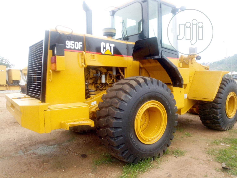 CAT 950F Payloader for Sale