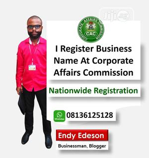 I Register Business Name at Corporate Affairs Commission   Computer & IT Services for sale in Lagos State, Alimosho