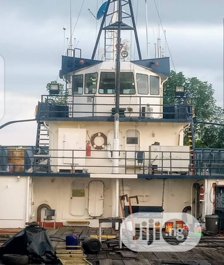 Archive: Tug Boat For Sale