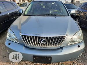Lexus RX 2008 350 AWD Blue   Cars for sale in Lagos State, Apapa