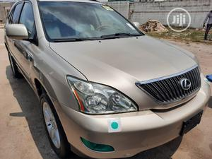 Lexus RX WD Gold | Cars for sale in Lagos State, Apapa