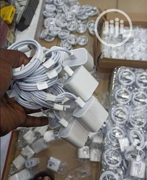 Original iPhone 11 Pro Max (Fast Charger)   Accessories for Mobile Phones & Tablets for sale in Lagos State, Ikeja