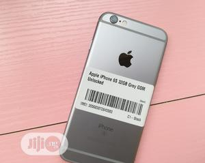 Apple iPhone 6s 32 GB Silver | Mobile Phones for sale in Lagos State, Ibeju