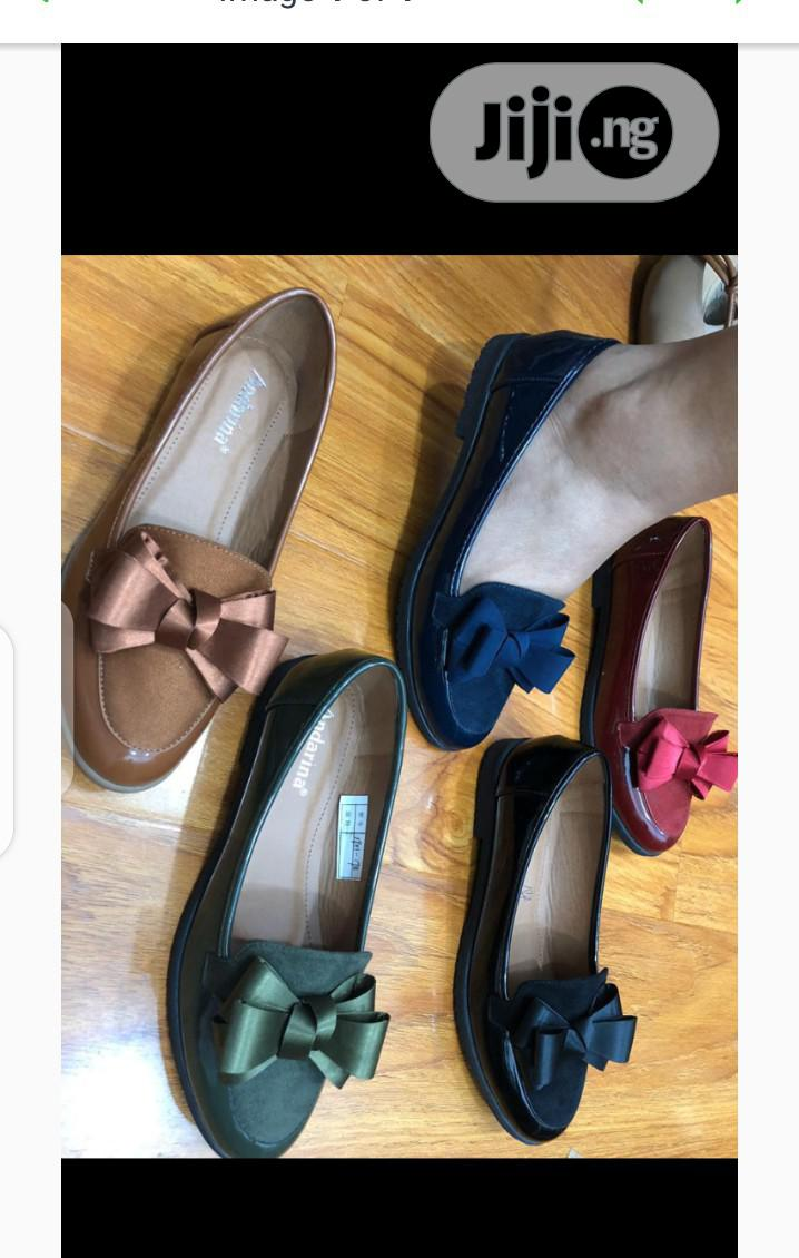 New Quality Female Leather Oxford Shoes | Shoes for sale in Lagos Island, Lagos State, Nigeria