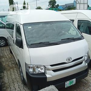 Toyota Hiace 2012 White | Buses & Microbuses for sale in Lagos State, Gbagada