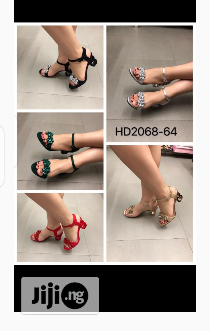 New Quality Female Sandals Shoes