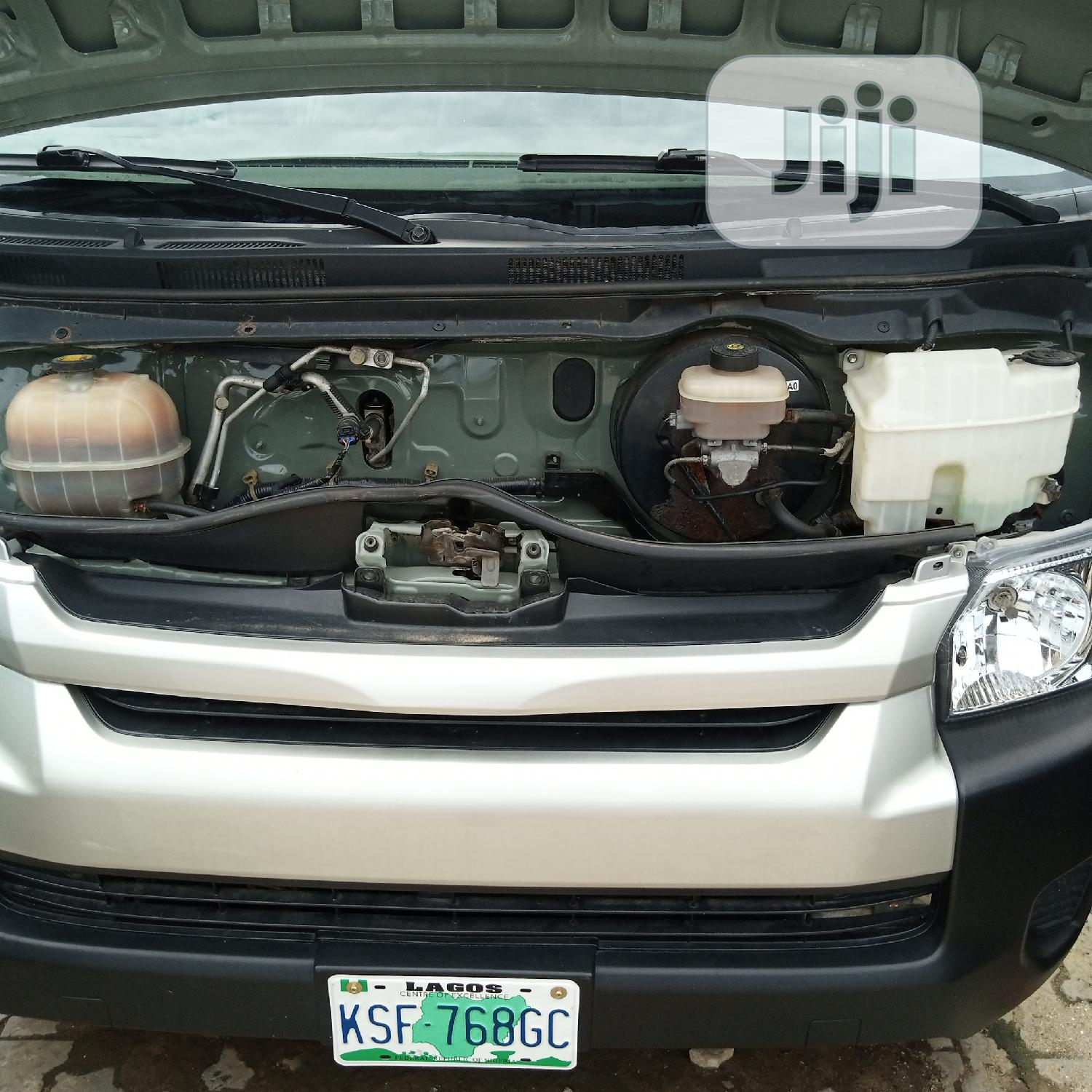 Toyota Hiace 2012 White   Buses & Microbuses for sale in Gbagada, Lagos State, Nigeria