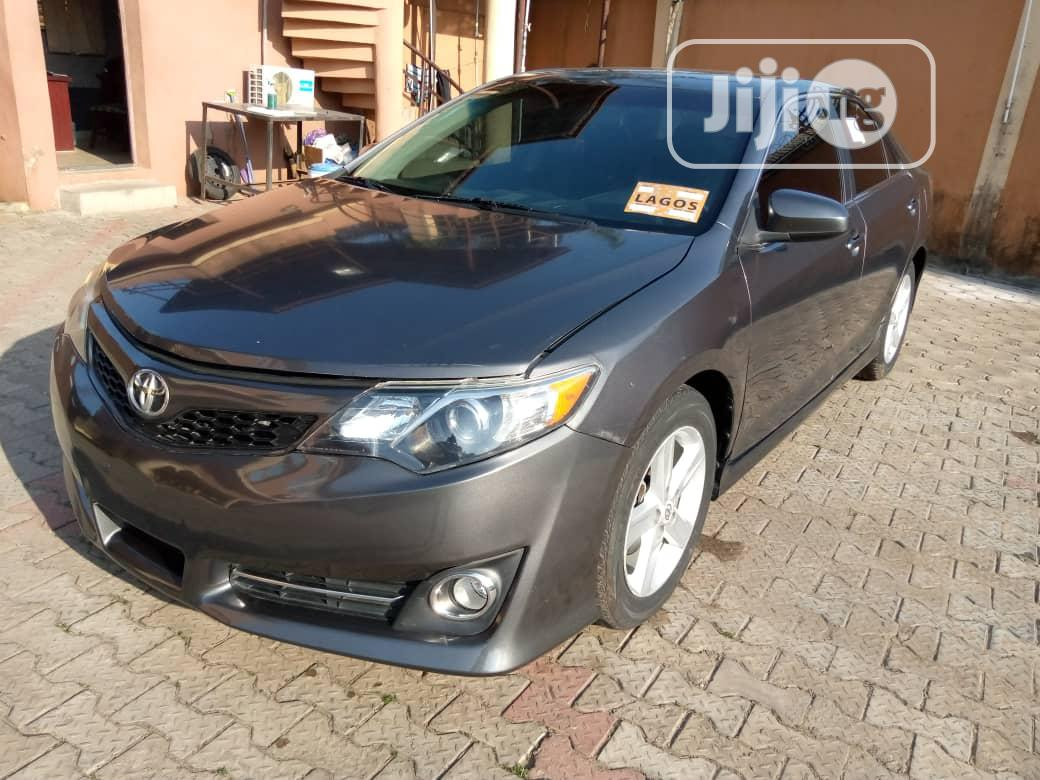 Toyota Camry 2012 Gray | Cars for sale in Alimosho, Lagos State, Nigeria
