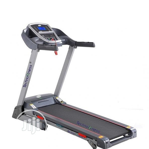 2.0 Hp Treadmill