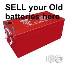 Abuja Used Inverter Battery | Electrical Equipment for sale in Abuja (FCT) State