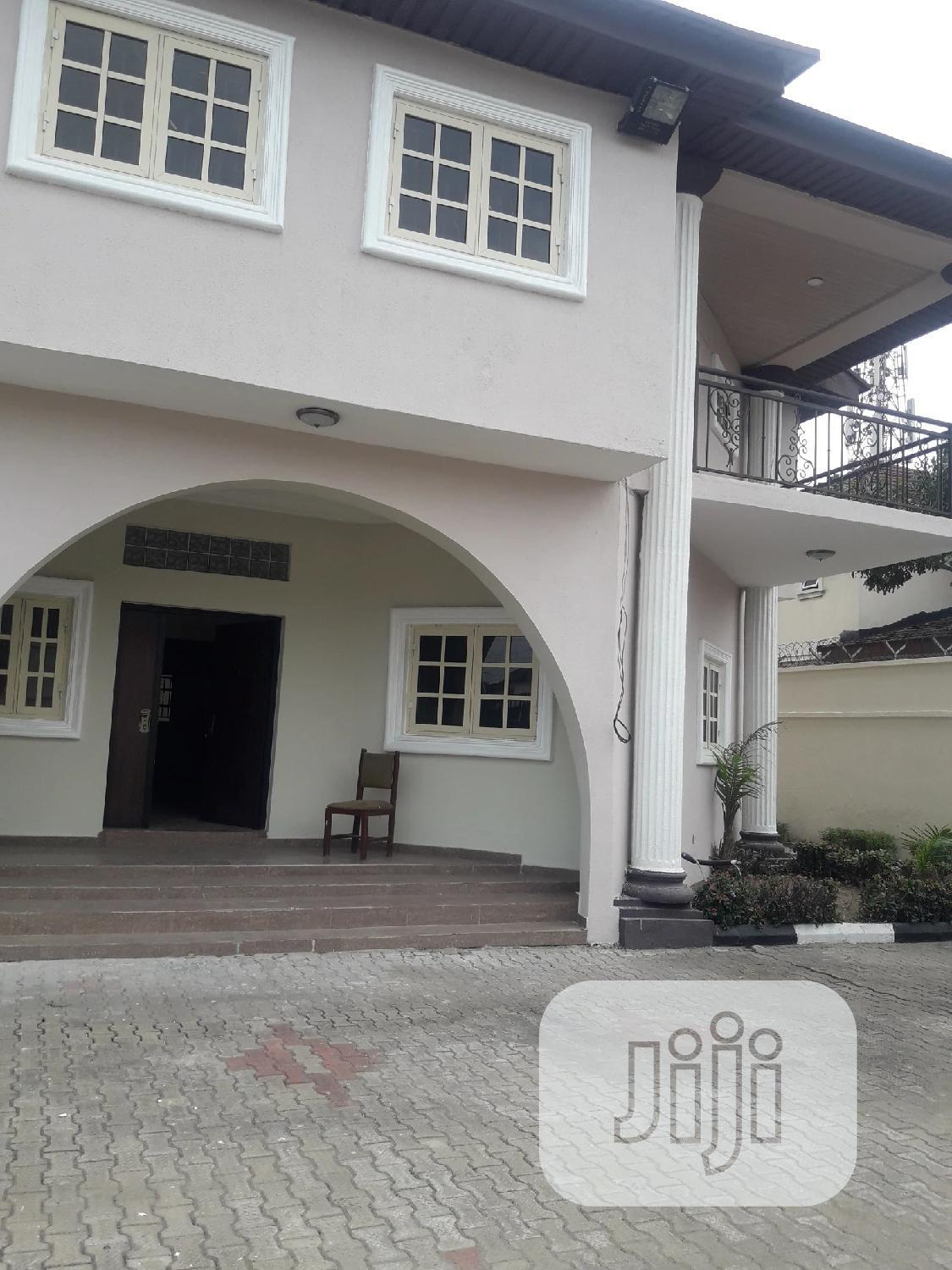 5bedrooms Duplex With Bq And Large Parking Space