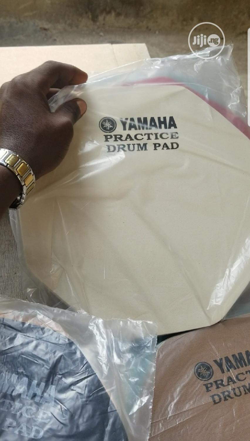 Original Yamaha Practice Drum Pad For Learners | Musical Instruments & Gear for sale in Mushin, Lagos State, Nigeria