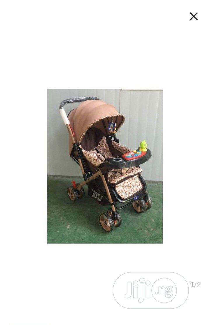 Happy Baby Lightweight Compact Baby Stroller
