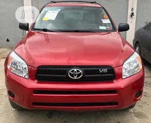 Toyota RAV4 2009 Red   Cars for sale in Lagos State, Amuwo-Odofin