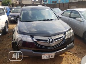 Acura MDX 2008 SUV 4dr AWD (3.7 6cyl 5A) Black | Cars for sale in Lagos State, Egbe Idimu