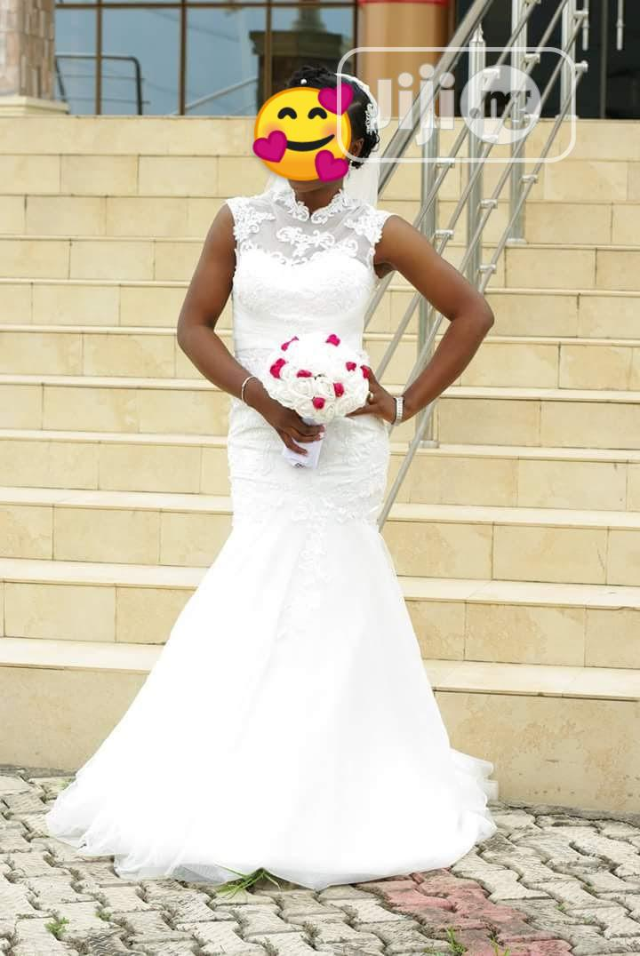Archive: Wedding Dress And Veil For Sale.