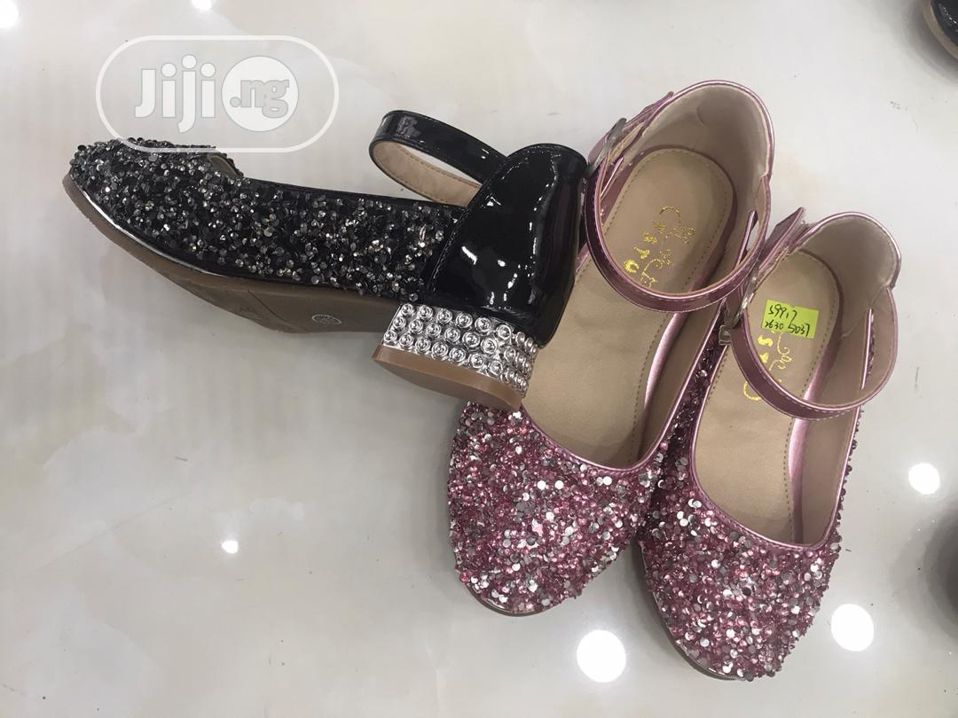 Short Heeled Dress Shoe for Girls | Children's Shoes for sale in Lagos Island (Eko), Lagos State, Nigeria