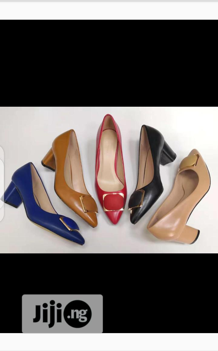 New Quality Female Heel Pump Shoes | Shoes for sale in Lagos Island, Lagos State, Nigeria
