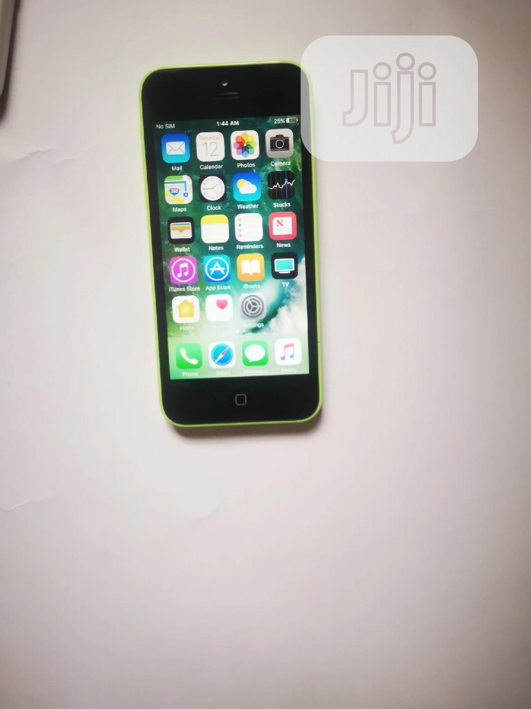 Apple iPhone 5c 16 GB Green