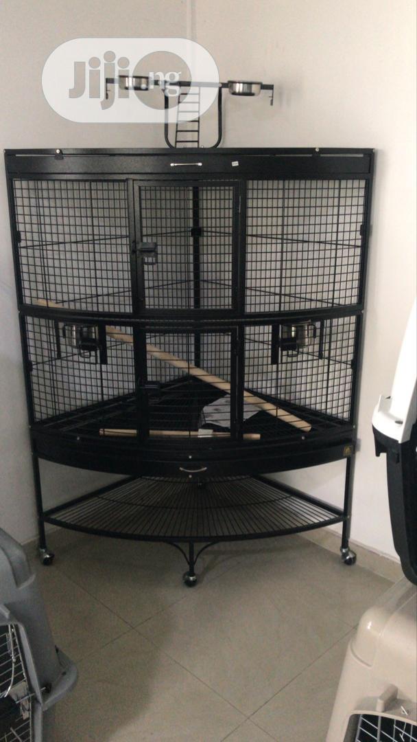 Bird(Parrot) Cage