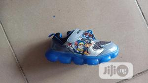 Blue And Grey Paw Patrol Sneakers   Children's Shoes for sale in Lagos State, Lagos Island (Eko)