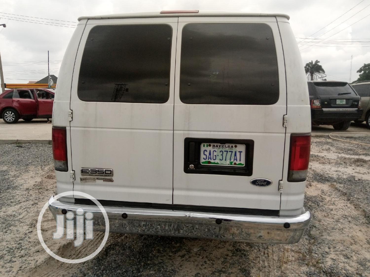 Ford E-350 | Buses & Microbuses for sale in Obio-Akpor, Rivers State, Nigeria
