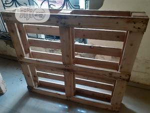 Foreign Wooden For Heavy Duty Load | Store Equipment for sale in Lagos State, Agege