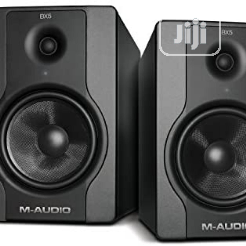 M Audio Bx5 D2 Studio Monitor