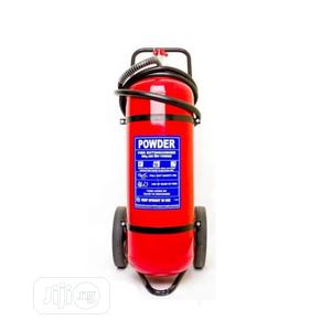 Dry Chemical Powder (DCP) Fire Extinguisher - 50kg   Safetywear & Equipment for sale in Lagos State, Ikeja