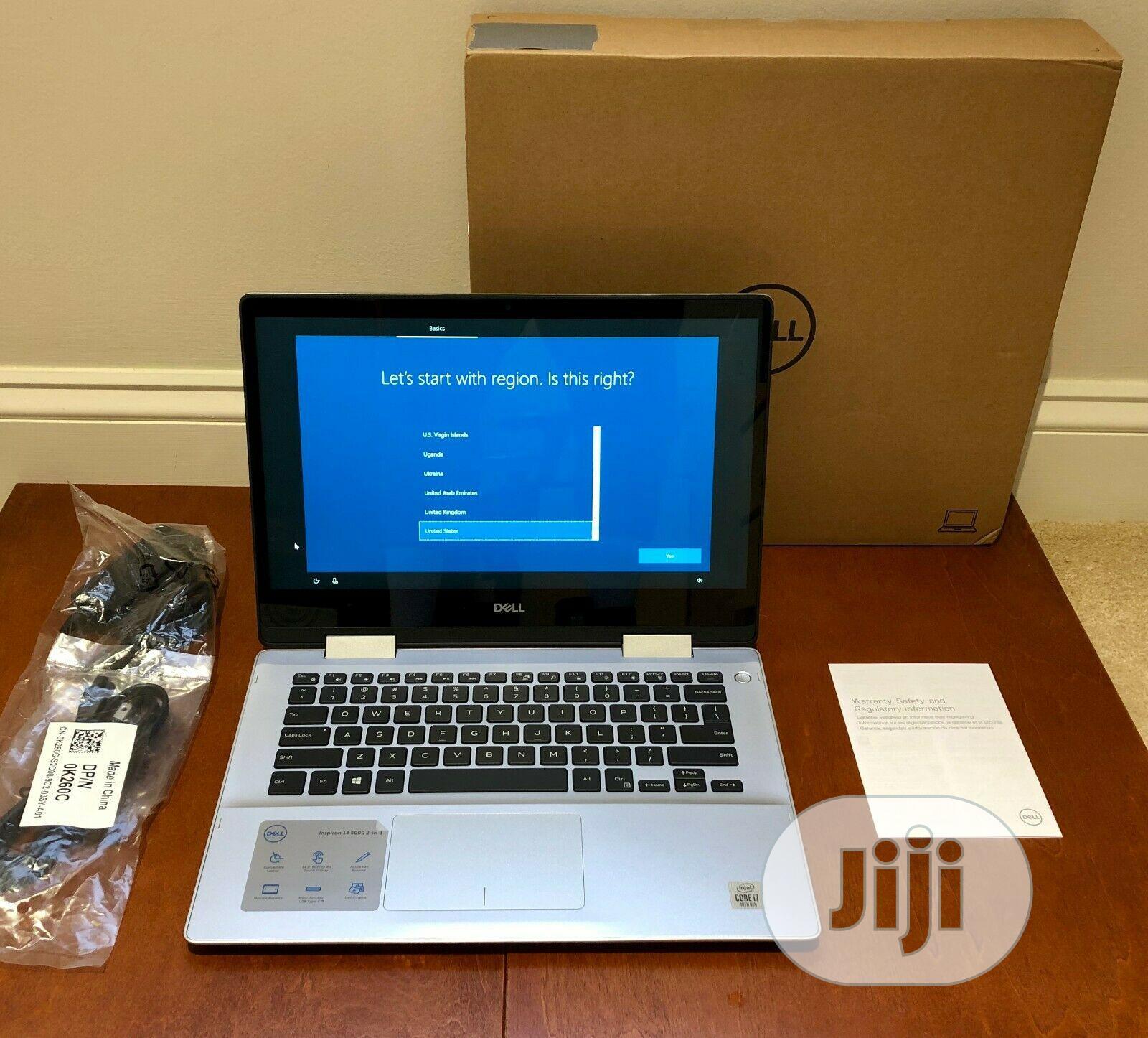 New Laptop Dell Inspiron 14 5000 8GB Intel Core I7 SSD 512GB