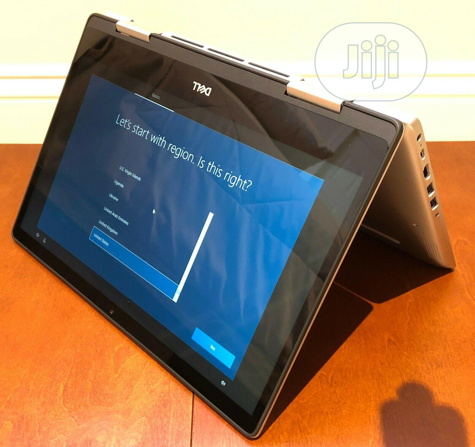 New Laptop Dell Inspiron 14 5000 8GB Intel Core I7 SSD 512GB   Laptops & Computers for sale in Ikeja, Lagos State, Nigeria