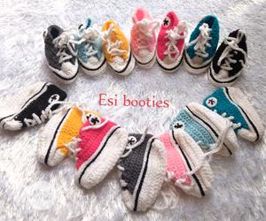 Baby Crotchet Sneakers 0-12months | Children's Shoes for sale in Lagos State, Amuwo-Odofin