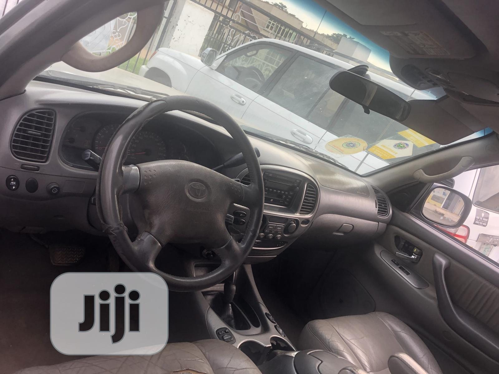 Toyota Sequoia 2001 Gray   Cars for sale in Ilorin South, Kwara State, Nigeria