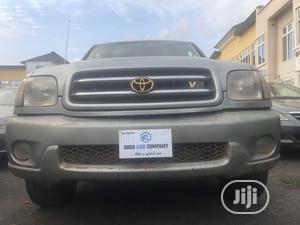 Toyota Sequoia 2001 Gray | Cars for sale in Kwara State, Ilorin South