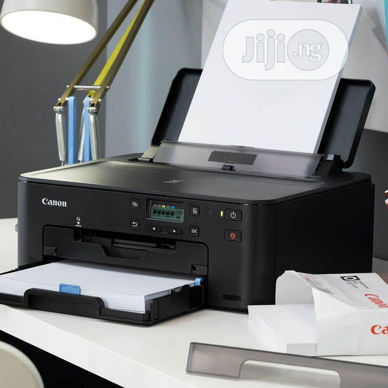 CANON Pixma Ts704 ID Card Printer