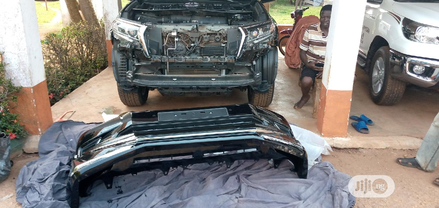 Upgrade Your Toyota Prado Old To New Model | Automotive Services for sale in Mushin, Lagos State, Nigeria