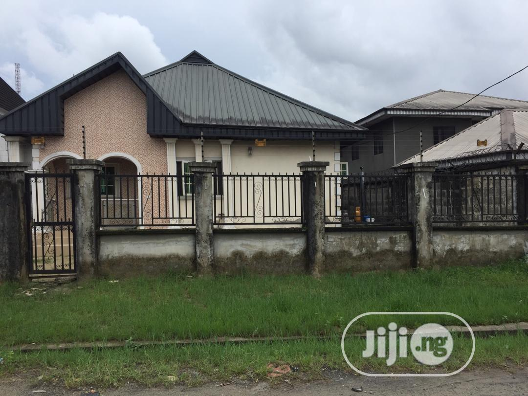 2 and 1 Bedroom Bungalow for Sale in Warri   Houses & Apartments For Sale for sale in Uvwie, Delta State, Nigeria