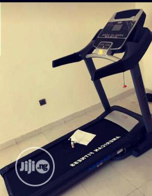 3hp Commercial American Fitness Treadmill   Sports Equipment for sale in Lagos State, Lekki