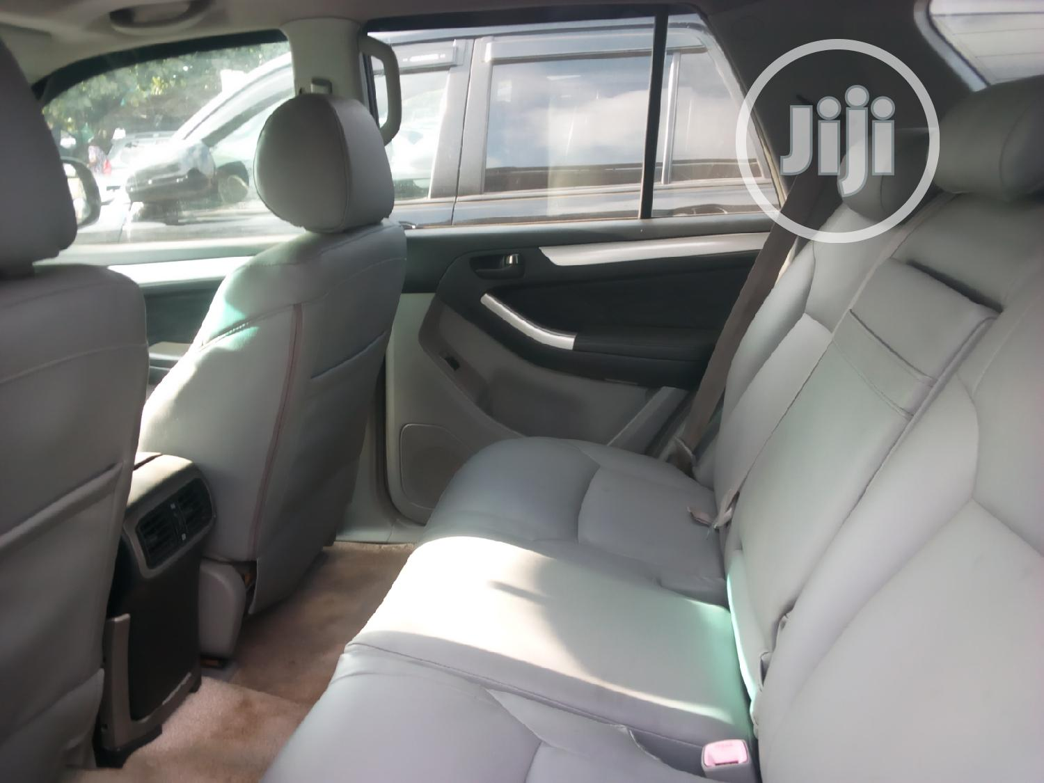 Toyota 4-Runner 2004 Limited Gray | Cars for sale in Apapa, Lagos State, Nigeria