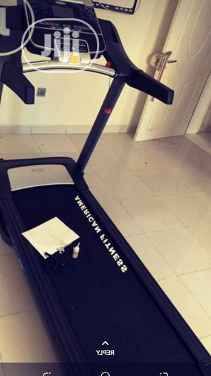 American Fitness 3hp Commercial Treadmill   Sports Equipment for sale in Lagos State, Ikoyi