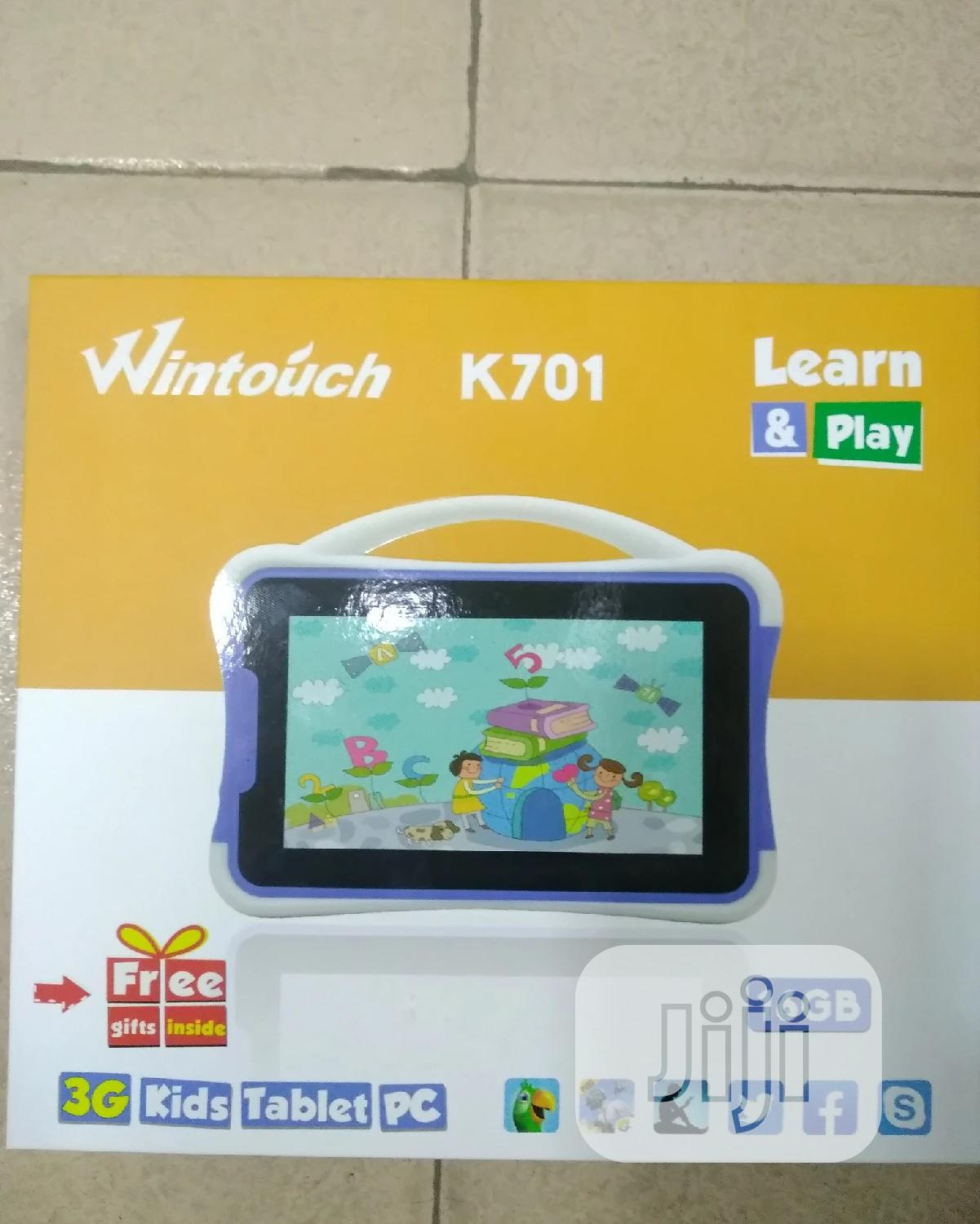 New Wintouch M702S 16 GB Green | Tablets for sale in Ifako-Ijaiye, Lagos State, Nigeria