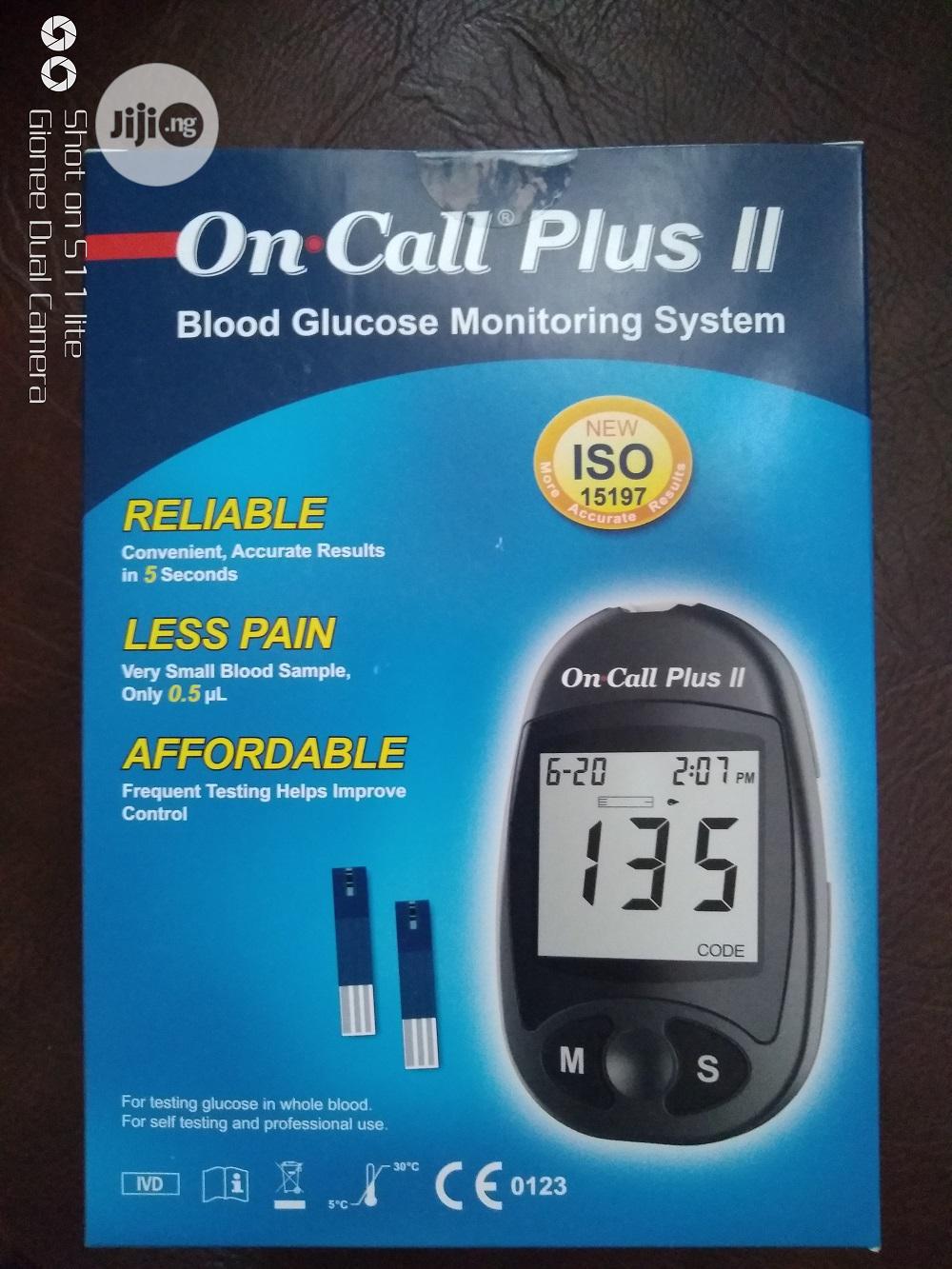 Acon Labs On Call Plus II Blood Glucose