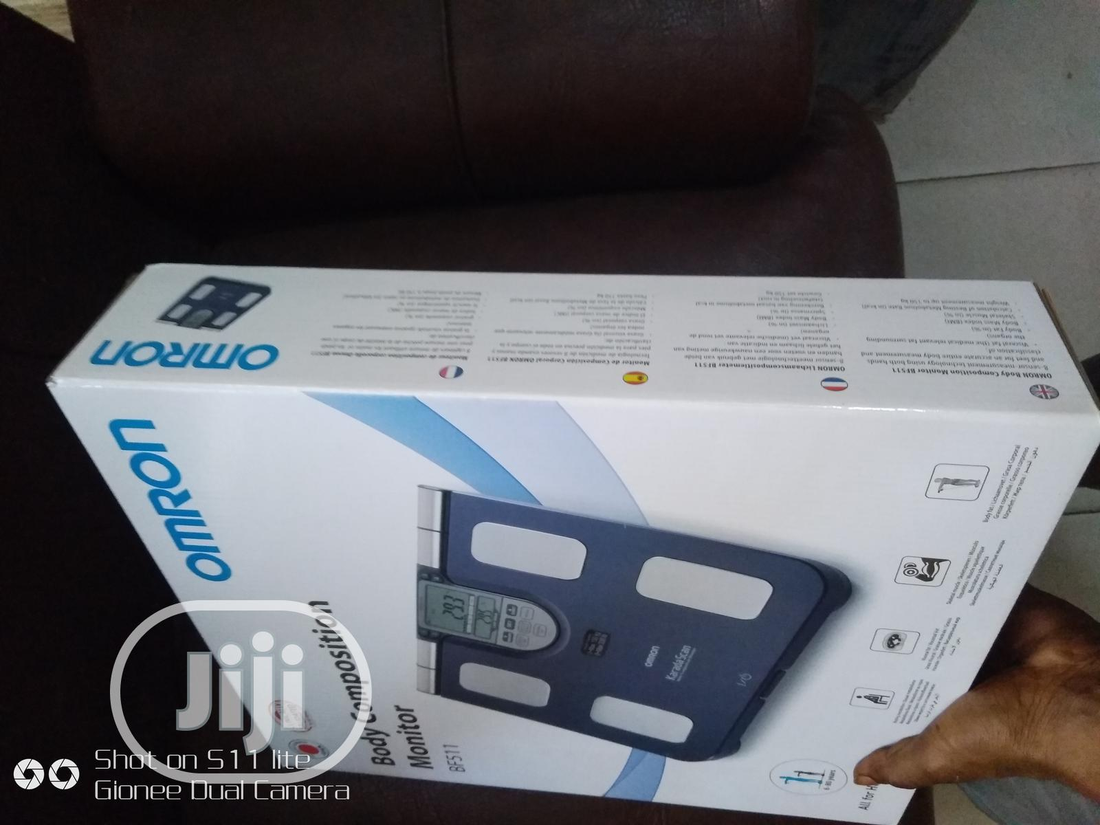 Omron BF511 Body Composition Monitor | Tools & Accessories for sale in Wuye, Abuja (FCT) State, Nigeria