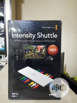 Blackmagic Design Intensity Shuttle For Usb 3 0 In Port Harcourt Accessories Supplies For Electronics Buzztrends Obinna Jiji Ng