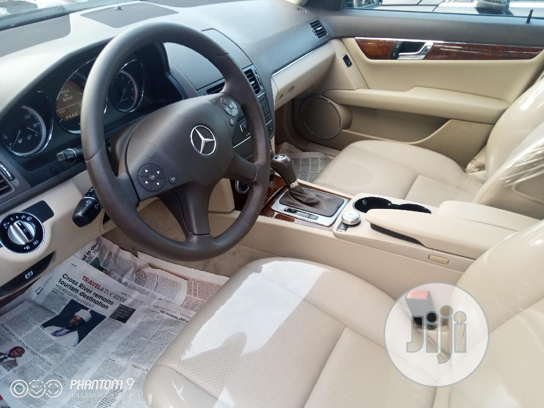 Mercedes-Benz C300 2010 Black | Cars for sale in Apapa, Lagos State, Nigeria