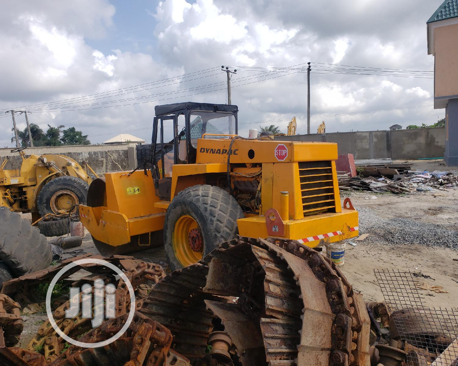 Sparsely Used Dynapac Vibro Roller   Heavy Equipment for sale in Ajah, Lagos State, Nigeria